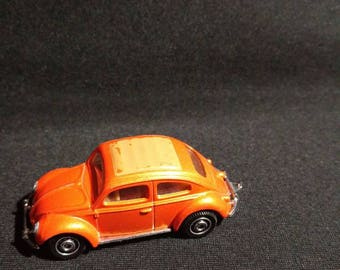 1962 rag top Volkswagen matchbox.