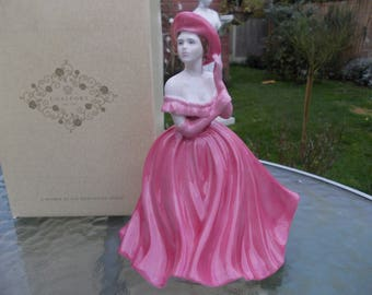 Coalport Figure Of ALady