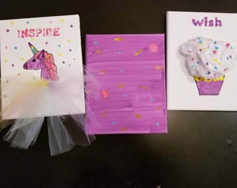 Cupcakes & Unicorns