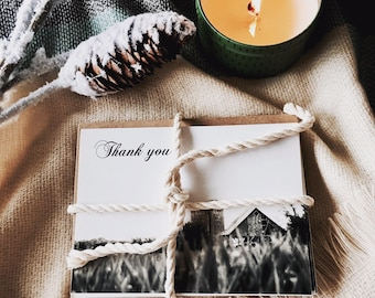 Thank you cards stationery cards notecards