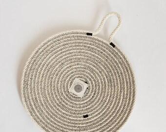 Cotton Rope Trivet