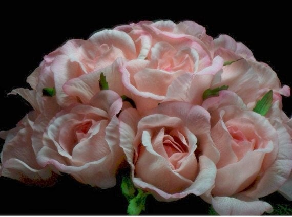 Bridal Pink Rose Bouquet