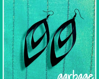 Arrow Upcycled Earrings