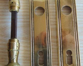 ON SALE Vintage door handle, door knobs
