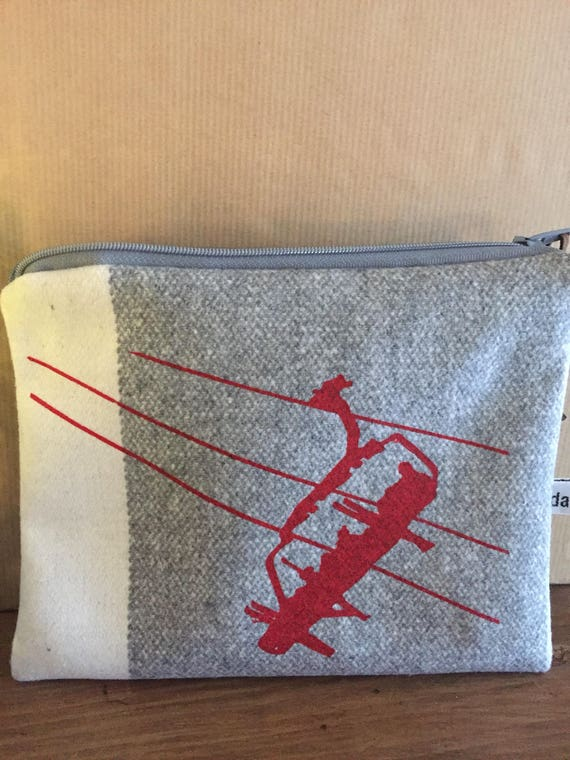 Chairlift pouch