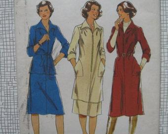 """1977 Dress, Tunic & Skirt - 38"""" Bust - Style 2021 Sewing Pattern"""