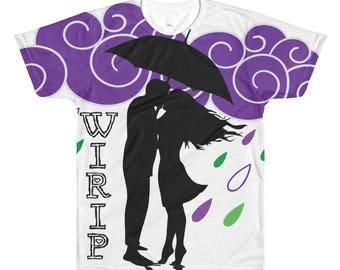 Twiddle When It Rains It Pours Dye-Sub Mens T-Shirt