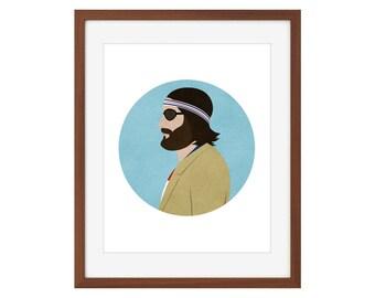 Richie/The Royal Tenenbaums print