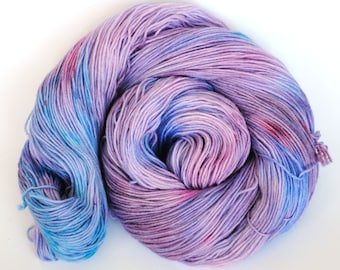 Faded Feathers -Hand Dyed Sock Yarn-