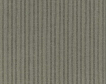 Olive Drab Stripe, Fabric By The Yard