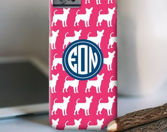iPhone 7 Personalized Case  - Chihuahua (Choose your breed)  - other models available