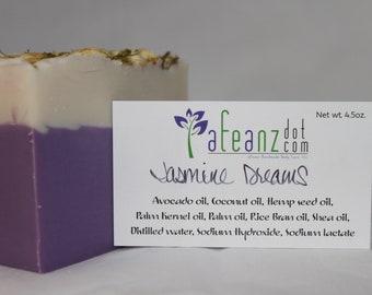 afeanz Jasmine Dreams Handmade soap