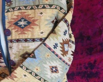 Vintage Aztec Jane Ashley Jacket