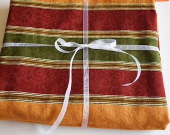 Stripe Fabric, Home Decor Fabric,Drapery Fabric, Heavy duty Fabric, DIY Home Fabric