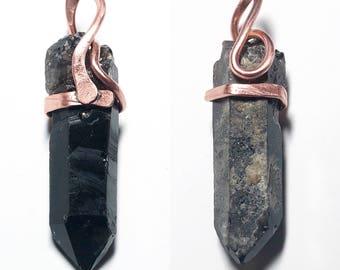 Smoky Quartz PROTECTION Amulet