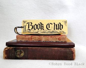 Book Club Bookmark - Version 2