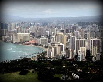 Oahu - Hawaii - photograph - Hawaii photo - Honolulu - Honolulu Oahu - Waikiki - Waikiki photo - Honolulu photo - Waikiki Oahu Hawaii photo