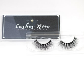 Queen Bee - 3D Mink False Eyelashes - by Lashes Noir