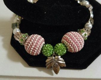 Alpha Kappa Alpha Bracelet