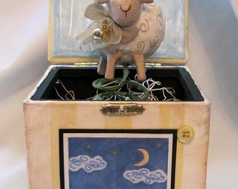 Jack in the Box - Little Lamb