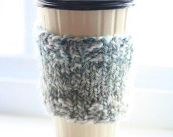 Softie Coffee Cozy