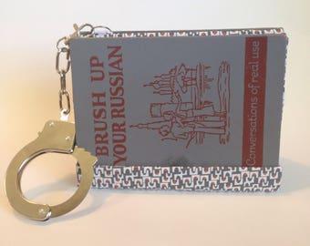 Absprachen 100 % Charity Hispanic Föderation Buch Handtasche Clutch