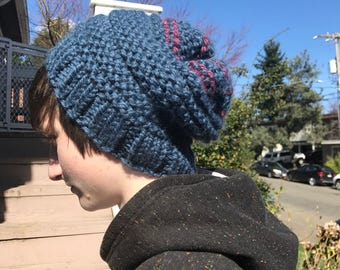 Chunky slouch hat