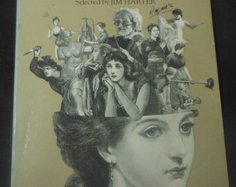 Women a Pictorial Archive by Jim Harter