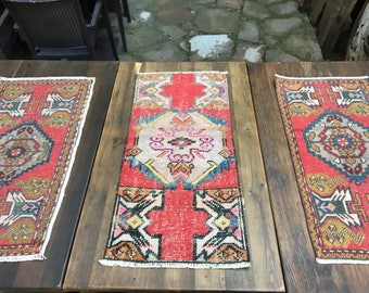 Oushak Small Rugs  From Turkey