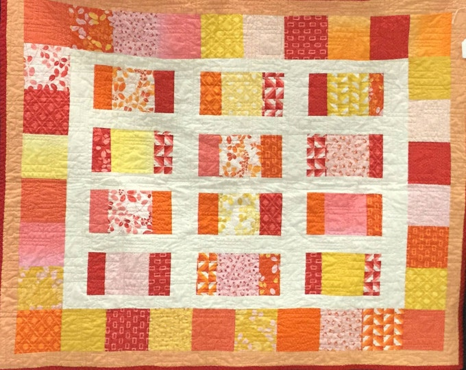 Sunshine Treasure Quilt