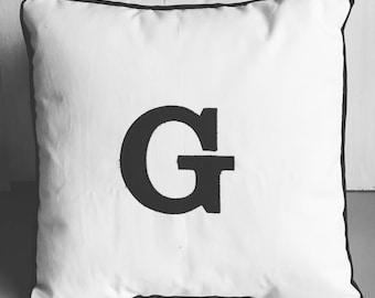 Custom Pillow Cover