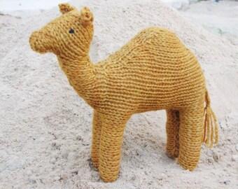 Humphrey the Camel Pattern, PDF, Waldorf, Instant Digital Download