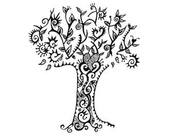 Tree of Life Notecards