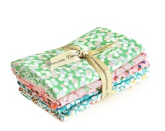 Summer Clearance Hope Chest 2 Fat Quarter Fabric Bundle by Penny Rose
