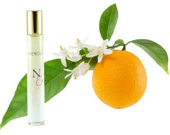 NEROLI Perfume Oil--Orange Blossom Perfume--Floral Perfume--Neroli Perfume for Women