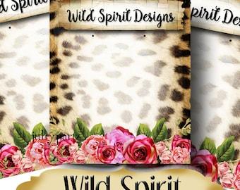 WILD SPIRIT•Custom Tags•Labels•Earring Display•Clothing Tags•Custom •Boutique Card•Tags•Custom Tags•Custom Labels