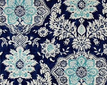 Belmont Harbor, Magnolia Home Fashions - Cotton Upholstery Fabric By The Yard