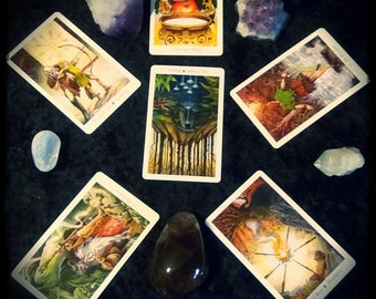 Pagan Pentacle Tarot Reading
