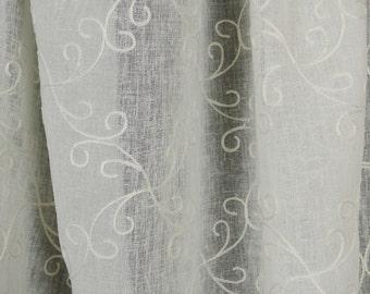 Portico Natural Fabric