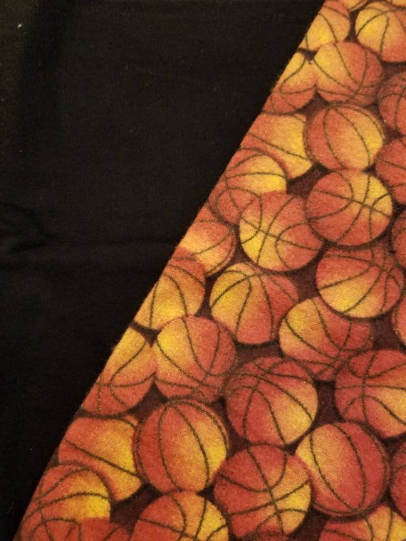 Basketball, Weighted, Lap Pad/Small Blanket/Travel Weighted Blanket, 3 pounds,  14.5x22, Autism, SPD, PTSD, Small Weighted Blanket