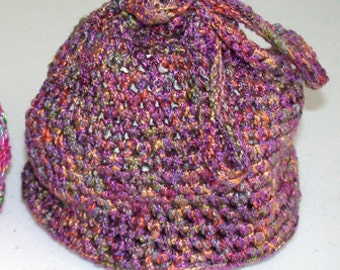 Pattern - Crocheted Coin Bag