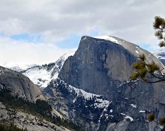Half Dome - Yosemite - Instant Download