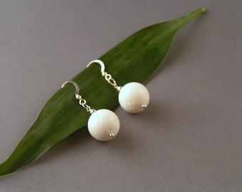 SALE - Bone Earrings