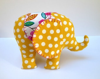 Ellie the Elephant PDF Sewing Pattern Download