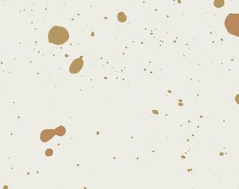 Observer - Speck Bronze Metallic - April Rhodes - Art Gallery Fabrics - Fabric By the Half Yard
