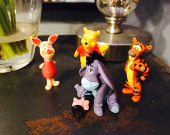 Disney Figurines Cake Toppers Collectibles (SET 3 of 3)