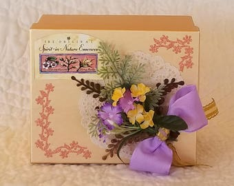 Designer Practitioner Kit - Springtime Bouquet with Spirit-in-Nature Stock Concentrates