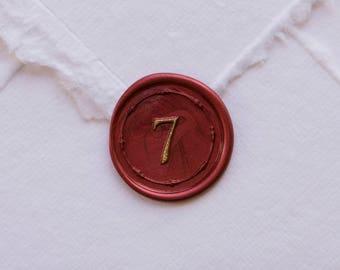 7 Wax Seal