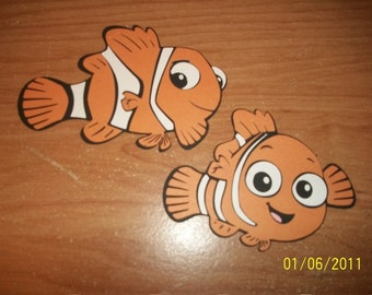 Nemo die cuts set of 2