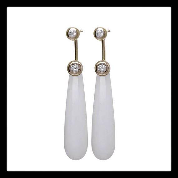 The Karoline Opal Earrings